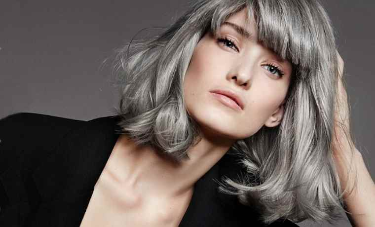 Capelli colorati grigi addio capelli bianchi giulio art - Bagno di colore copre i capelli bianchi ...