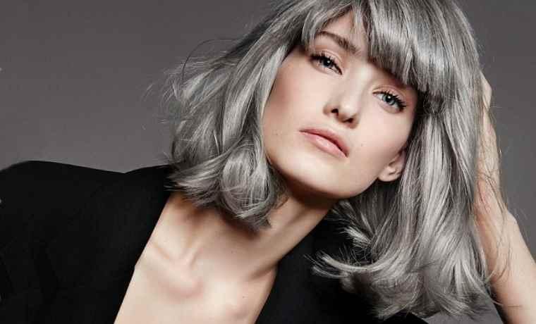 Capelli colorati grigi  addio capelli bianchi  0580e6937527