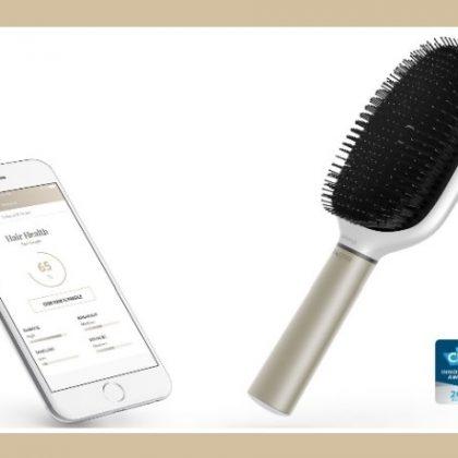 Kèrastase Hair Coach, la nuova spazzola per capelli high-tech