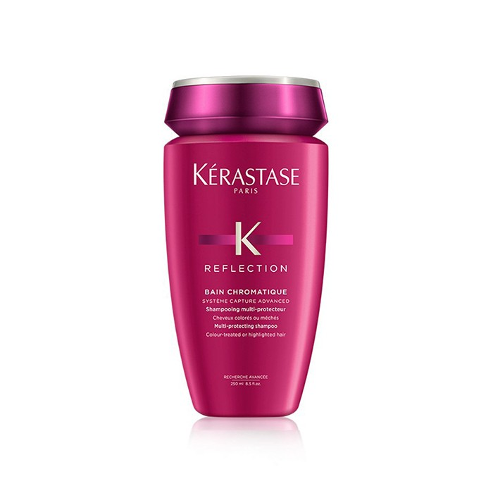shampoo capelli colorati kerastase resistance bain chromatique