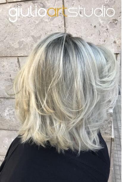 capelli platino