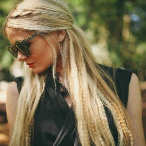 frise capelli lunghi