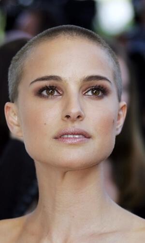 Tagli di capelli corti femminili rasati