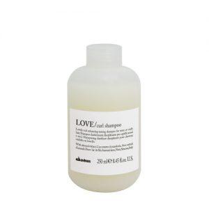 shampoo per capelli ricci davines love curl