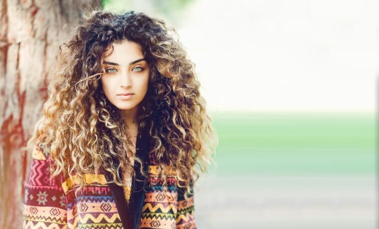 capelli ricci caratteristiche tagli