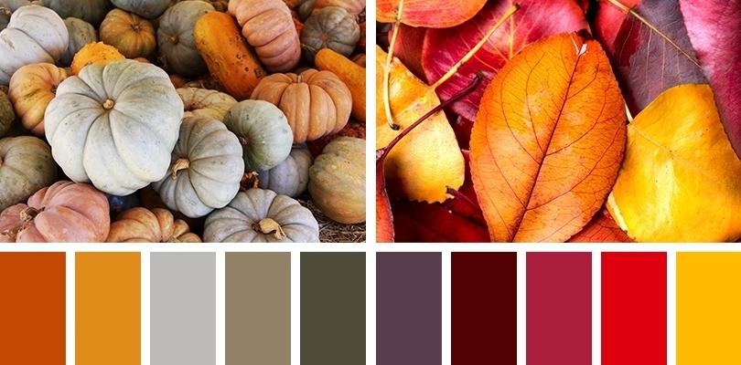 pantone colori autunno