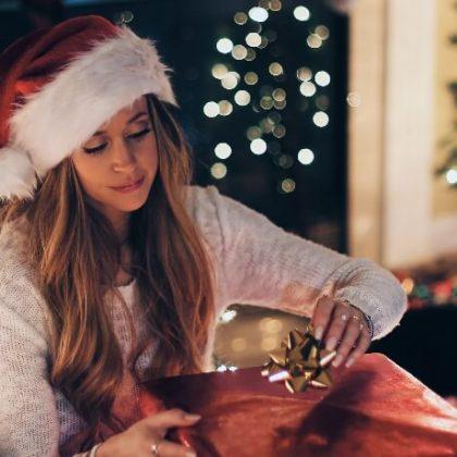 4 idee per il trucco natalizio