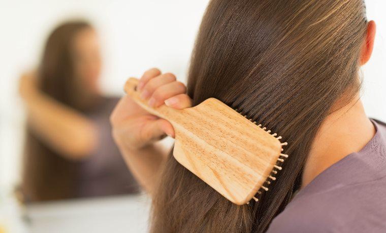 tipi spazzola capelli