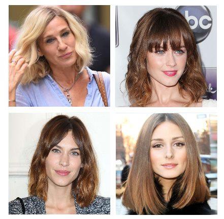 Taglio capelli lunghi pari fai da te