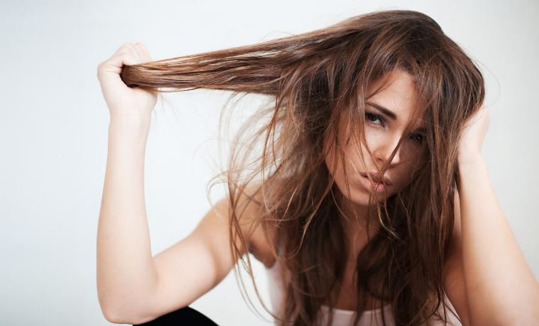 capelli sporchi