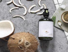 Olio di cocco puro capelli: proprietà e usi